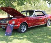 Jean-Pierre Bégin / Mustang 1966