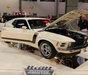 Sylvain Poirier / Mustang Boss 302 1970