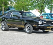 Daniel Tanguay / Mustang Cobra II 1977