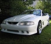 Martin Higgins / Mustang GT 1994 (Réplique Saleen)