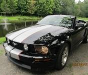 Réal Laverdière / Mustang GT/CS  2008