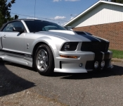 Camil Bilodeau / Mustang GT 2007