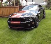 Fernand Blais / Mustang GT500 2011