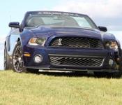 Lucien Lagrange / Mustang Shelby GT500 2012