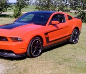 Michel Couture / Mustang Boss 302 2012