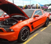 Patrick Guay / Mustang Boss 302 2012