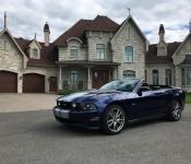 Régis Bouchard / Mustang GT Premium 2012