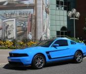 Sylvain Lévesque / Mustang GT 5.0 Boss 2011