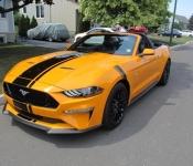 Jean Aubut / Mustang GT Premium 2018