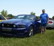 Roger Nadeau / Mustang 2014
