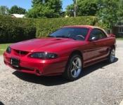 Ernest Boutin / Mustang SVT Cobra 1996