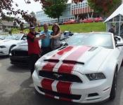 Mustang GT 2013 / Claude Lefebvre