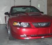 Mustang GT 2004 / Daniel Bélanger