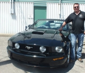 Mustang GT 2003 / Mario Turgeon