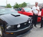 Mustang GT/CS 2007 / Michel Drapeau