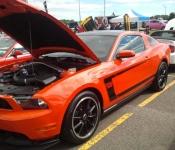 Mustang Boss 302 2012 / Patrick Guay