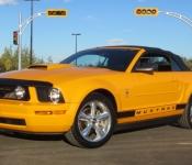 Mustang 2007 / Pierre Audet