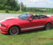 Mustang GT 2006 / Roger Bissonnette