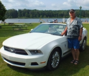 Mustang 2012 / Yves Pelletier
