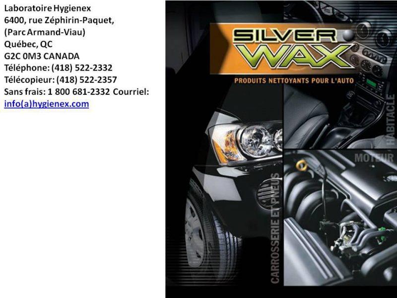 Silverwax