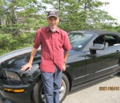 Mustang GT/CS  V8  4,6L / 2008