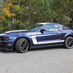 Mustang Boss 302 2012