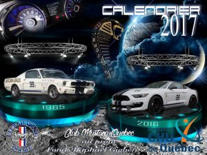 calendrier mustang 2017 2