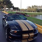 Mustang GT/CS 2012