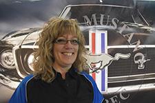 Kathy Fredette, directrice photos/vidéos et activités internes
