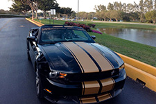 Mustang GT/ CS 2012