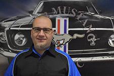 Dany Lemelin, directeur des activités internes