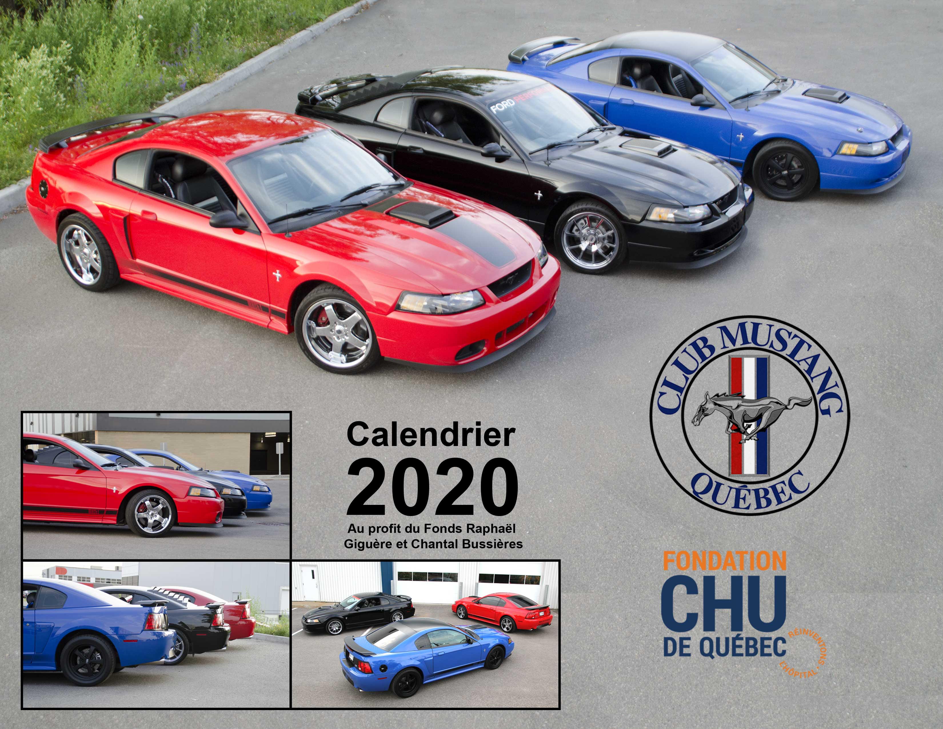 Calendrier 2020 Sport.Calendrier 2020 Club Mustang Quebec