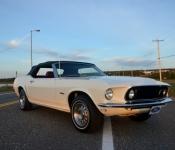 Claude Saindon / Mustang 1969