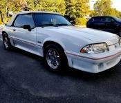 Marie-Ève Bégin / Mustang GT 1992