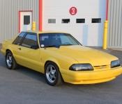 René Côté / Mustang LX 1988