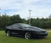 Jonathan Vachon / Mustang GT 1995
