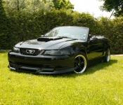 René Coté / Mustang GT 2002