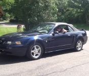 Zachary Demers / Mustang 2002