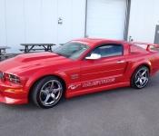 Jean Bédard / Mustang GT 2006