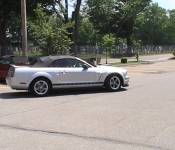 Pierre-Georges Pomerleau / Mustang 2005