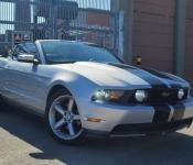 Steve Martin / Mustang GT 2010
