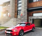 Érik Dubé / Mustang Shelby GT500 2010