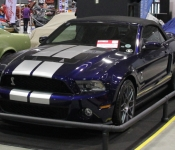 Alain Perreault / Mustang Shelby GT 500 2012