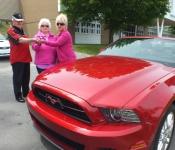 Claire Allard / Mustang GT 2013