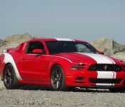 Denis Mercier / Mustang GT 2013