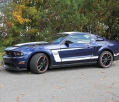 Jacques Gagné / Mustang Boss 302 2012