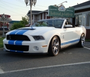 Jean Morin / Mustang SHELBY GT500 2010