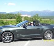 Gaétan Bilodeau / Mustang GT 5.0 2015