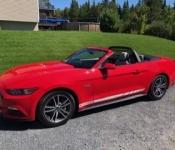 Yvan Bélanger / Mustang GT 2015