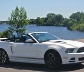 Mustang GT V8 5.0 l / 2013